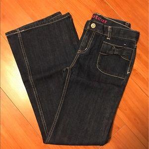 Gymboree bootcut jeans size 12